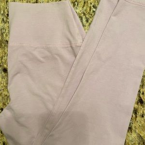 Aerie chill, play, move leggings. Lavender.